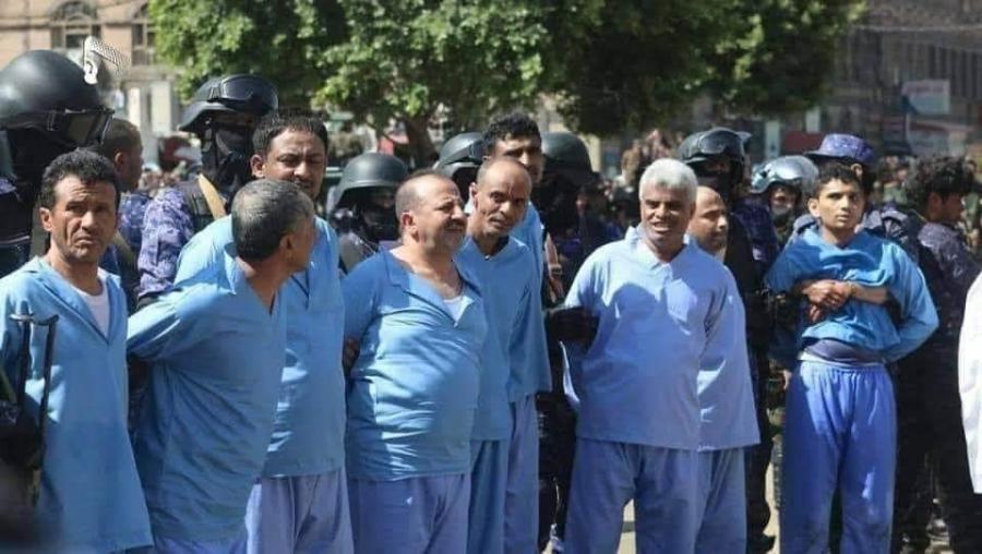 مليشيا الحوثي تعدم 9 من أبناء الحديدة بينهم طفل بتهم تسهيل اغتيال صالح الصماد