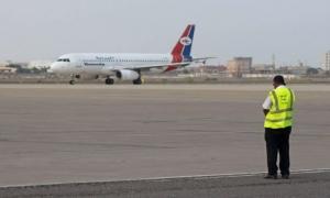 حكومة اليمن تعلن رفض مليشيا الحوثي فتح مطار صنعاء رغم الضمانات