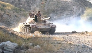 مصدر عسكري يتحدث عن آخر التطورات الميدانية غرب تعز