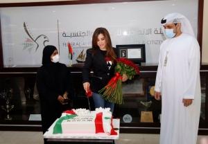الإمارات تمنح نجوى كرم الإقامة الذهبية في عيد ميلادها
