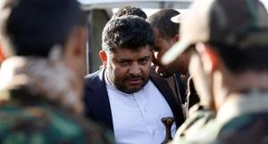 محمد علي الحوثي يصف النازحين في مأرب بالإرهابيين