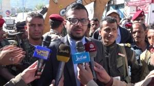 وكيل محافظة تعز يدعو طارق صالح لتحريك جبهة الساحل الغربي