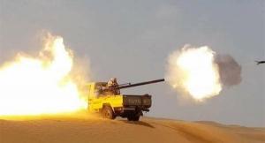 الجيش يعلن صد هجوم حوثي شمالي غرب مأرب