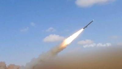 انفجار صاروخ حوثي في ذمار بعد إطلاقه نحو مأرب