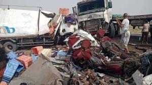 وفاة 3 مسافرين من أسرة واحدة بحادث مروري في طور الباحة