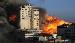 """""""تعز تايم"""" يرصد آخر تطورات العدوان الإسرائيلي على غزة"""