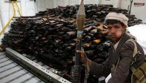 رصد لأبرز عمليات تهريب الأسلحة من إيران إلى الحوثيين خلال السنوات الماضية