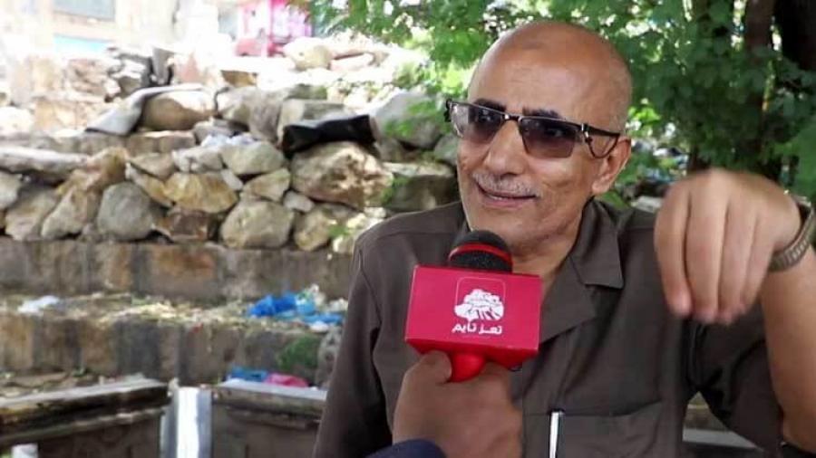 """مدير مكتب الواجبات الموقوف حسن المجاهد ينفي لـ""""تعز تايم"""" نهب مليار ريال"""