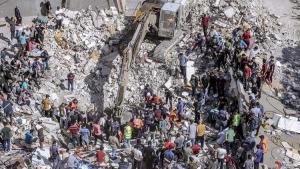 ارتفاع ضحايا العدوان الإسرائيلي على غزة إلى 200 شهيد