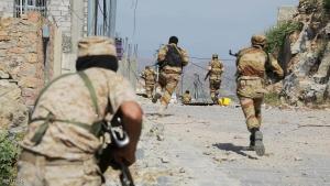 آخر التطورات العسكرية في تعز.. جبهة مقبنة تلتحم بجبهة البرح والوازعية