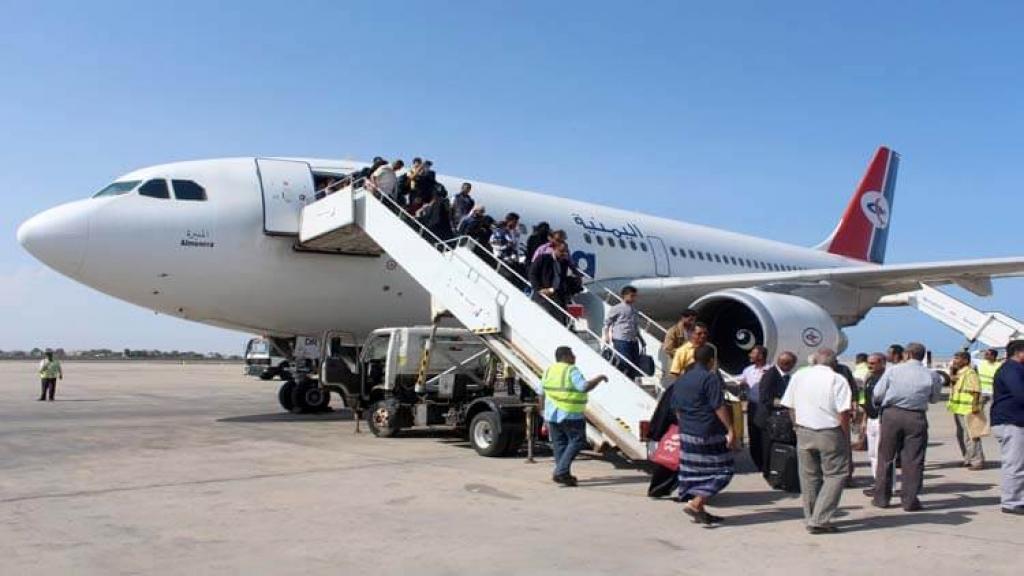 طيران اليمنية تعتمد توجيهات السفير اليمني في مصر بشأن فحوصات كورونا