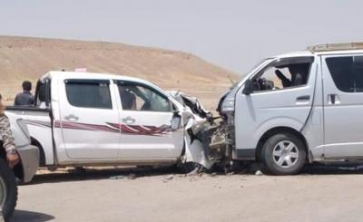 وفاة 31 شخصاً بسبب الحوادث في حضرموت خلال النصف الأول من العام الجاري