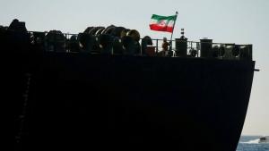 لغم بحري يستهدف سفينة إيرانية في البحر الأحمر