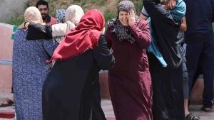 بينهم 14 طفلاً و3 نساء.. حصيلة شهداء عدوان الاحتلال على غزة