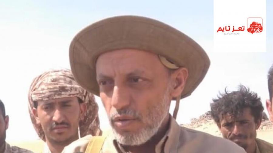 اللواء أمين الوائلي يتحدث وصول الجيش مشارف الحزم مركز محافظة الجوف