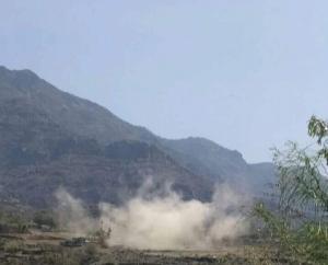 الجيش الوطني بتعز يحرر مواقع جديدة شرق وغرب المدينة