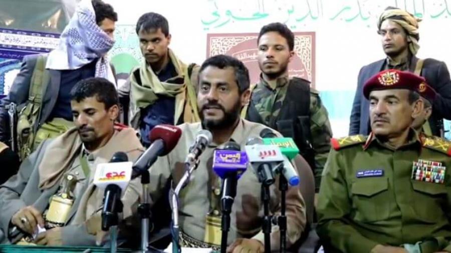 القيادي الحوثي محمد البخيتي يدعو للنفير من أجل اجتياح مأرب وبقية المحافظات