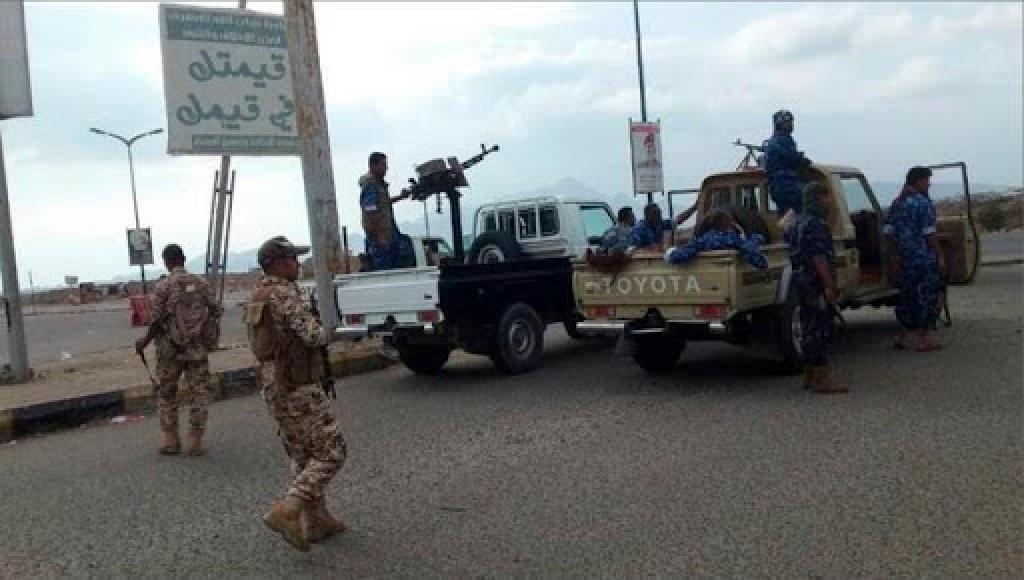 سقوط جرحى باشتباكات بين عناصر الانتقالي في عدن