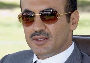 أحمد علي صالح يعلن موقفه من الشرعية ويتجاهل مقتل والده