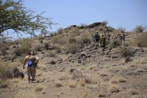 الجيش يستعيد كل مناطق جبل حبشي ومقتل 70 حوثياً بينهم قيادي بارز في تعز
