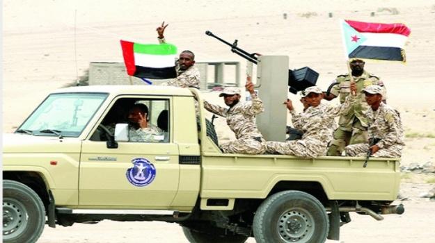 """مصادر تكشف لـ """"تعز تايم"""" شن قوات الانتقالي حملات اختطاف في سقطرى"""