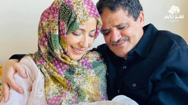 الناشطة اليمنية توكل كرمان.. حضور الأمومة والسياسة